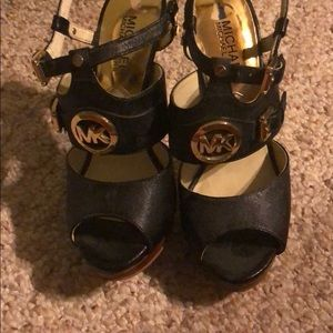 Michael Kors Woman High Heels Shoes Size 6